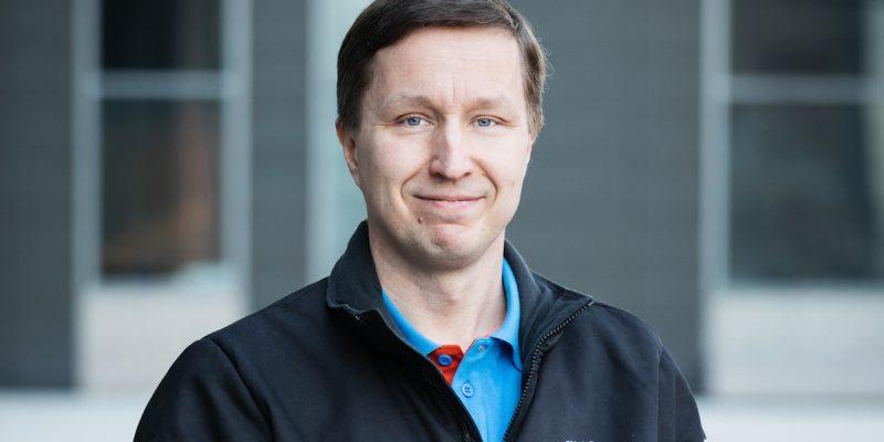 Oma työnjohtaja Tom Lindholm: aikaa asiakkaalle