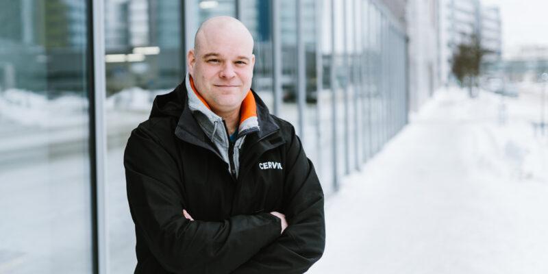 Sähköosaaminen vahvistuu entisestään – Jani Mikkola yksikönpäälliköksi Cerviukselle Turkuun