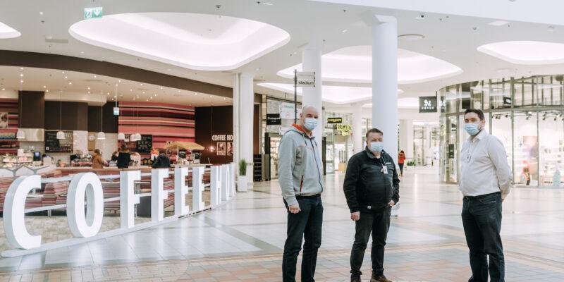 Kiinteistötekniikka Kauppakeskus Myllyssä varmistaa optimaaliset olosuhteet asiakkaille